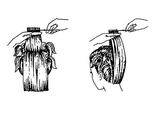 Как сделать стрижку каскад