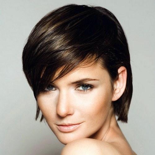 Как сделать стрижку на короткие волосы