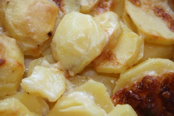 Как приготовить картофель с розмарином