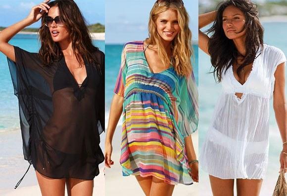 Как выбрать пляжную одежду