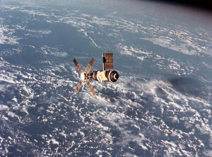 Как посмотреть фото Земли со спутника