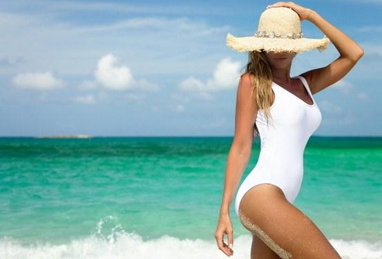 Как привести себя в порядок к пляжному сезону
