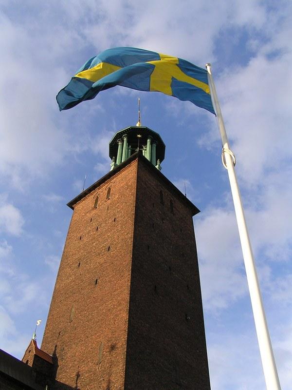 Как отмечают День шведского флага 6 июня
