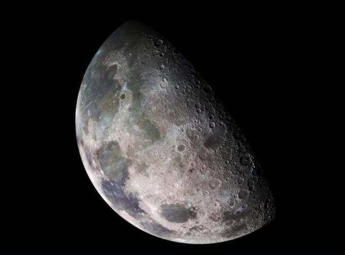 Что на обратной стороне Луны
