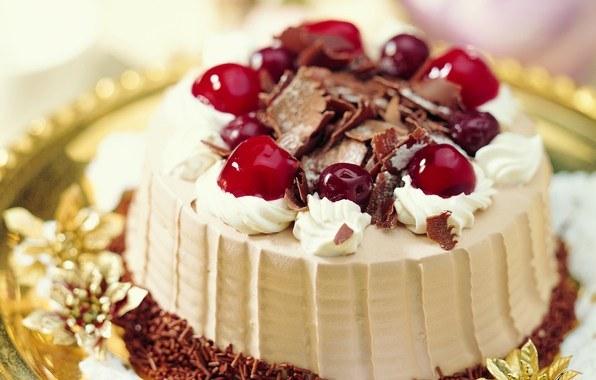 Как приготовить вишневый торт
