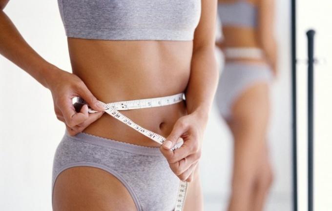 Как похудеть за один месяц