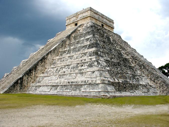 Кто такие майя
