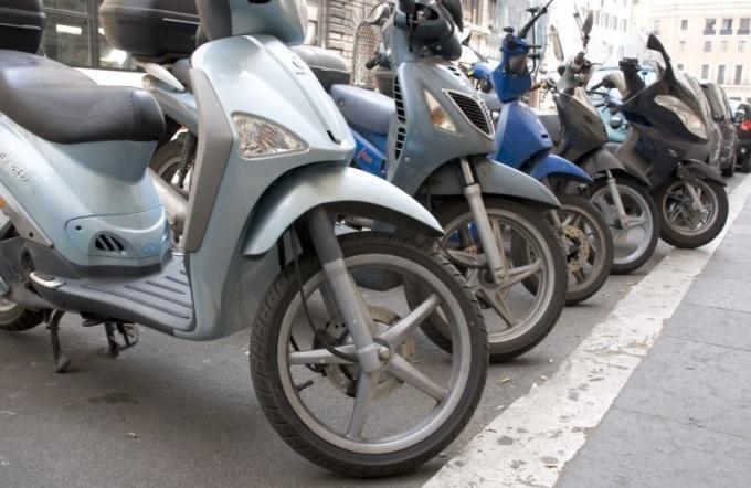 Как взять скутер без прав