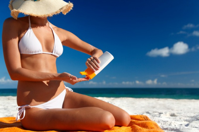 How to choose sunblock