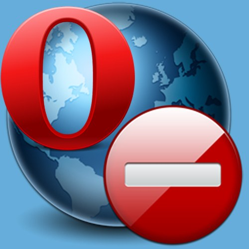 Как в Opera заблокировать рекламу