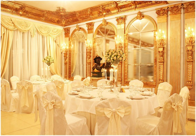 Как найти ресторан в Киеве для свадьбы