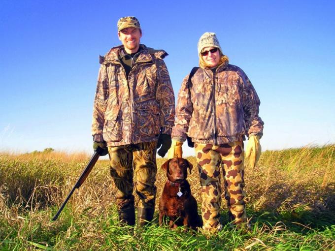 Как охотиться весной