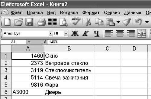 How to do formulas in excel