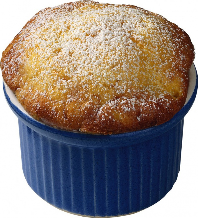 Как приготовить лимонный кекс с маком