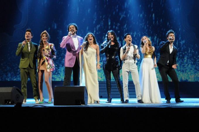 Кто выиграл премию МУЗ-ТВ 2012