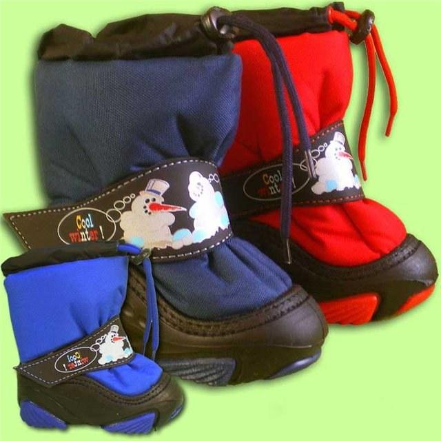 Как выбрать зимнюю обувь детям