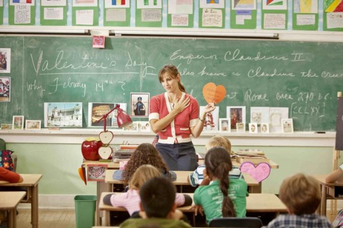 Как устроить открытый урок