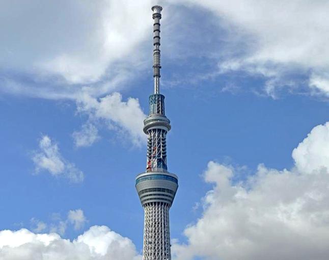 Какая телебашня самая высокая в мире
