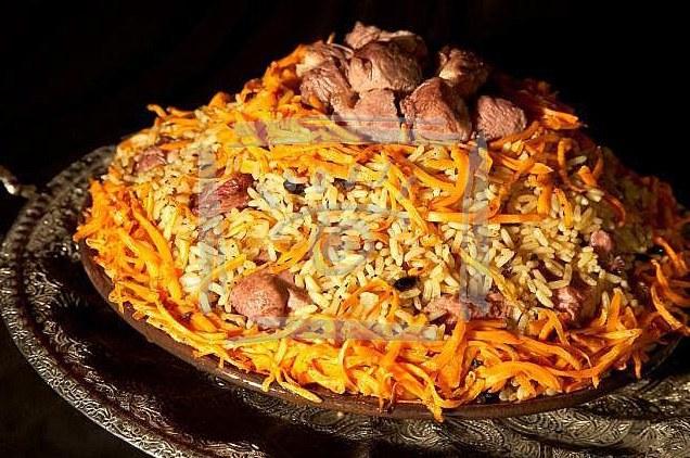Как приготовить плов узбекский