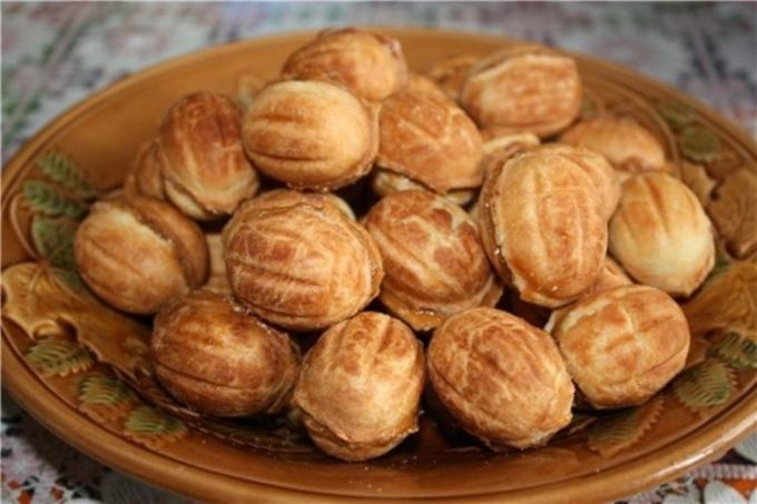Печенье песочное пошаговое приготовление