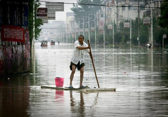 Какие последствия наводнений в Китае