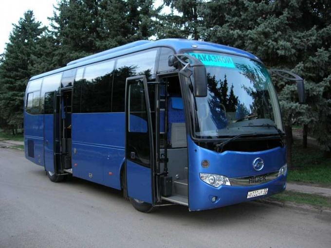 Как уехать автобусом из Нижнего Новгорода