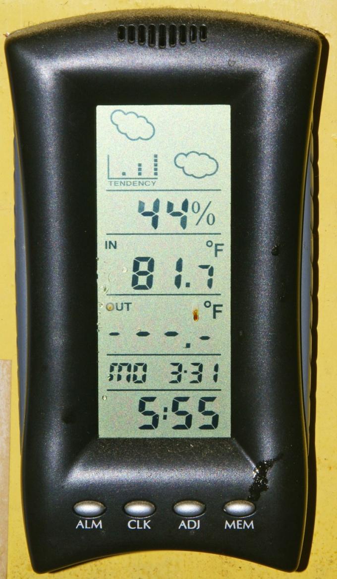 Как фиксируются температурные рекорды
