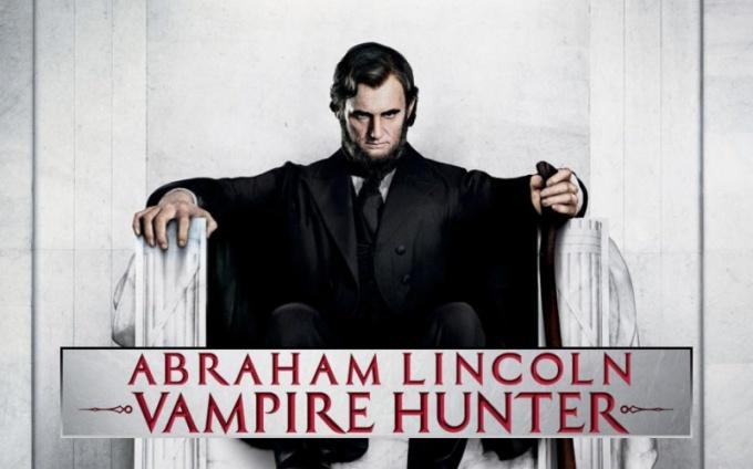 Как снимался фильм «Президент Линкольн: Охотник на вампиров»