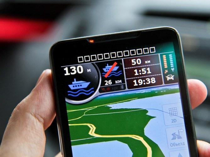 Как пользоваться GPS-навигатором