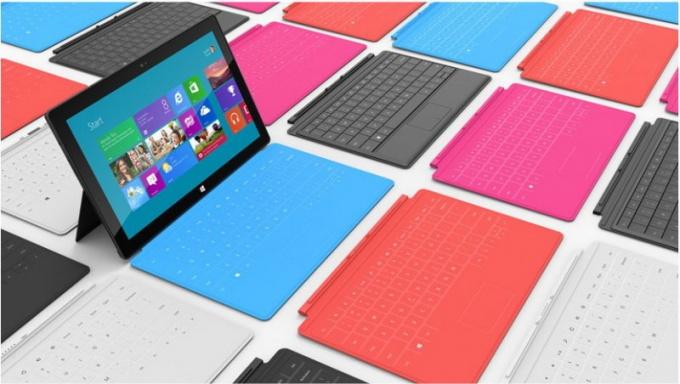 Что такое планшетный компьютер Surface