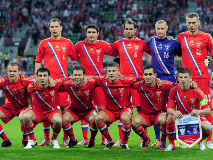 Как Россия вышла из ЕВРО-2012