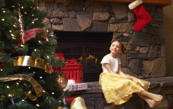 Как одеть ребенка на Новый год