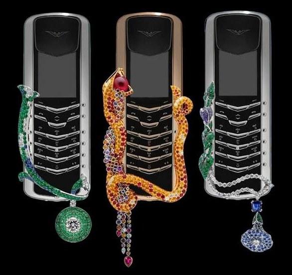 Кому Nokia продала Vertu
