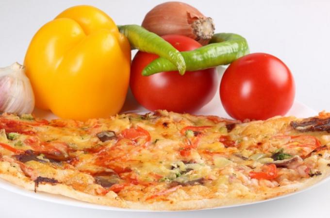 Как приготовить пиццу с творогом