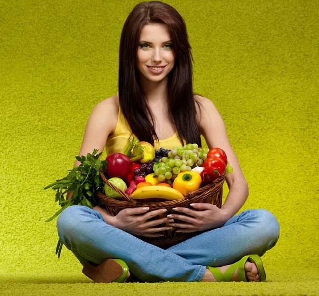 как питаться чтоб похудеть