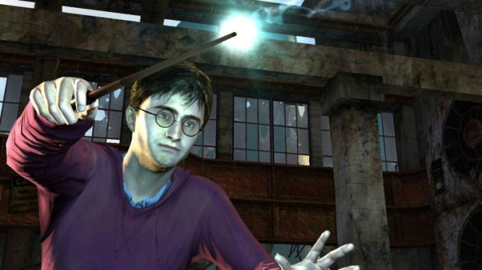 Где скачать бесплатные игры про Гарри Поттера