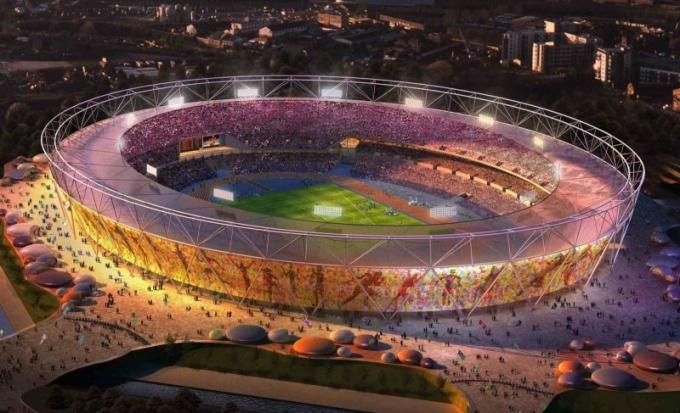 Когда состоится открытие Олимпийских игр в Лондоне