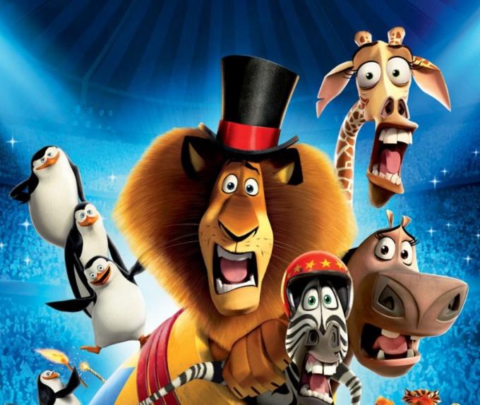 Какие общие сборы у мультфильма «Мадагаскар-3»