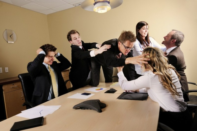 Что делать, если вы спровоцировали конфликт