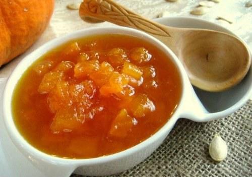Как приготовить тыквенное варенье с апельсином
