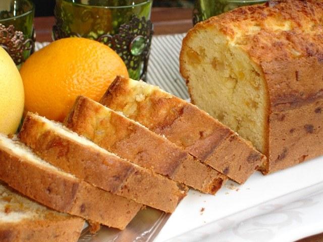 Как приготовить пирог-лимонник