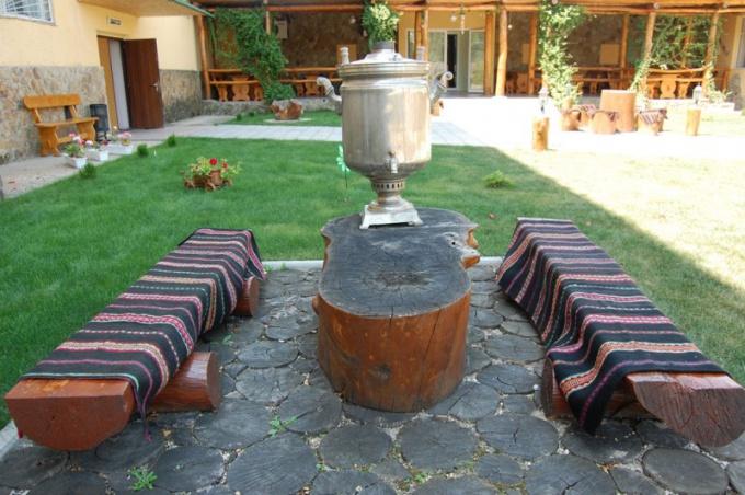 Как сделать мебель для сада и дачи