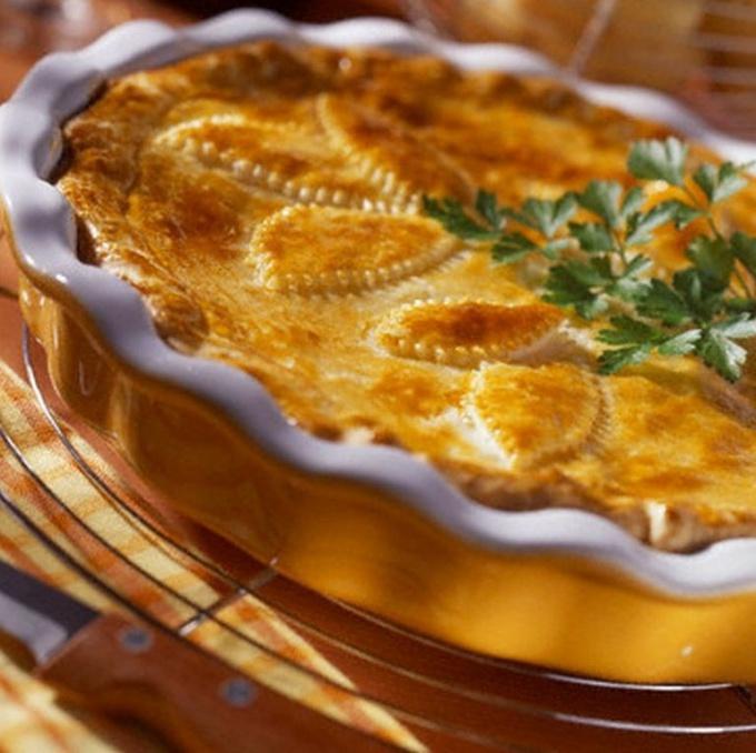 Как лучше приготовить картофельную запеканку с сыром