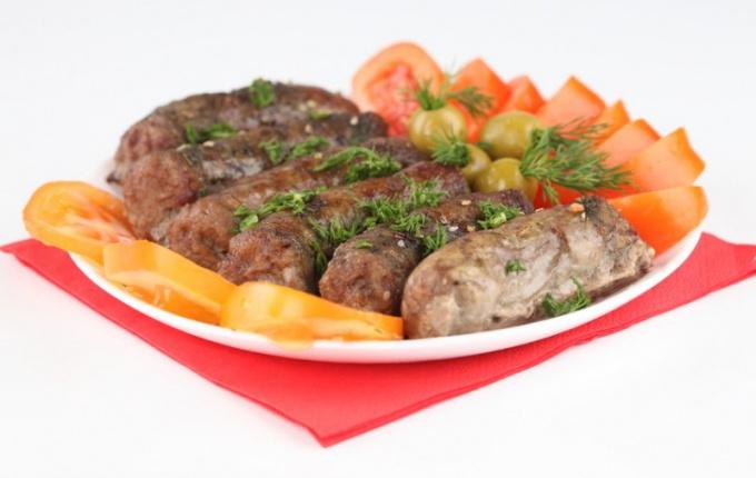 Как приготовить котлеты из рубленой говядины