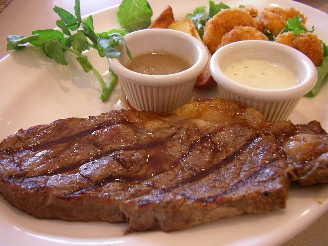 Как приготовить говяжий стейк дома