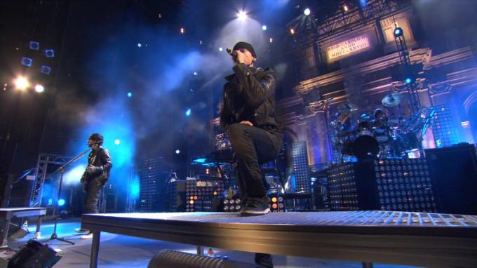 Как попасть на концерт Linkin Park