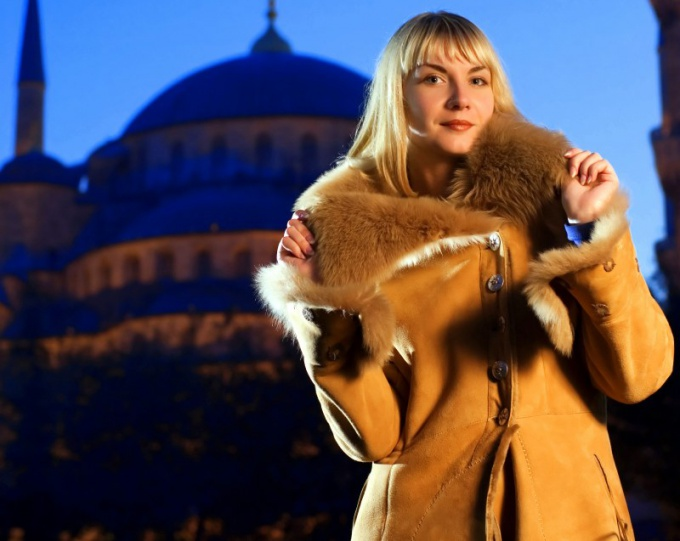 Пальто женское зимнее своими руками