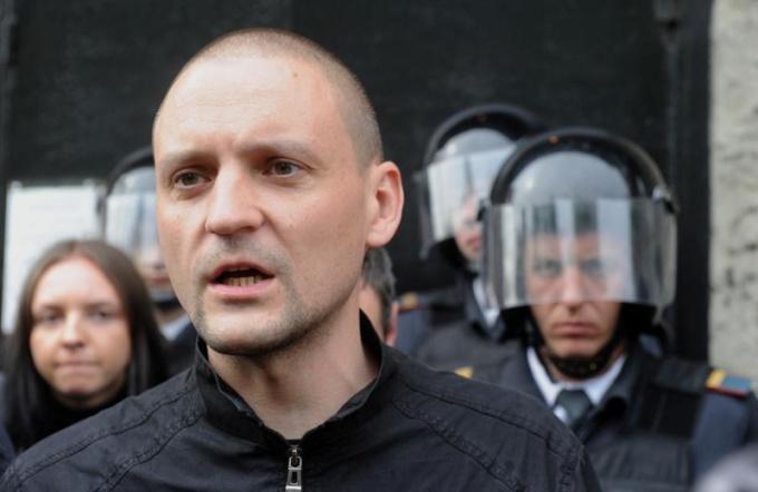 Кто такой Сергей Удальцов