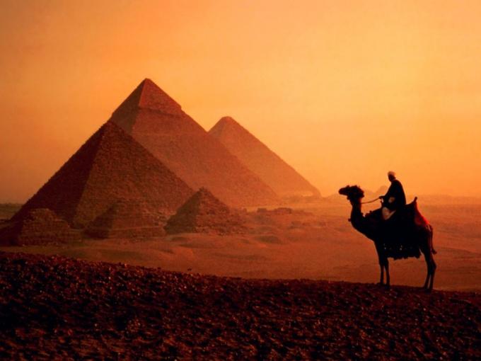 Как найти в Египет горящий тур