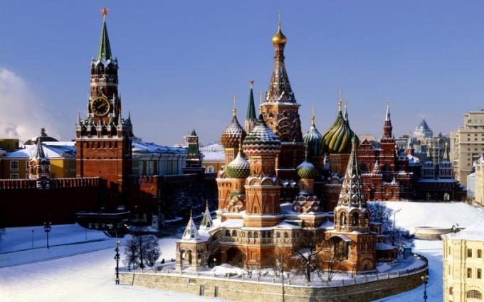 Что есть в Кремле